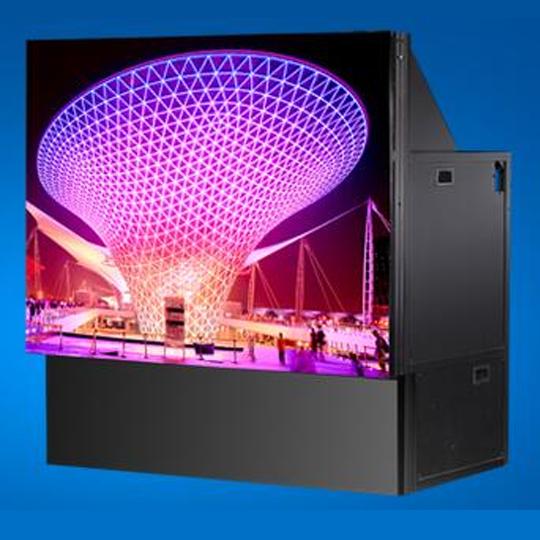 Visionpro 3D显示单元
