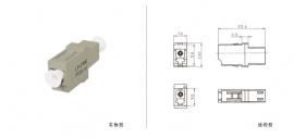 LC光纤适配器(单工) FFC55-1
