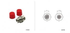 FC光纤适配器(单工小圆型) FFC33-1