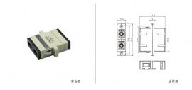 SC光纤适配器(双工) FFC22-2