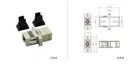 SC光纤适配器(单工) FFC22-1