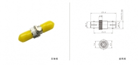 ST光纤适配器(单工) FFC11-1