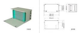 96口ODF光纤配线箱 FPF96-ODF--