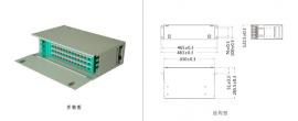 48口ODF光纤配线箱 FPF48-ODF--