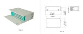 36口ODF光纤配线箱 FPF36-ODF--