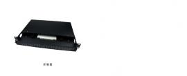 机架式LC光纤配线箱 1U 96口 FPC96-55-A