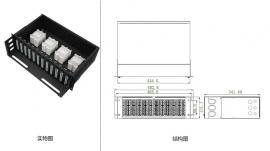 机架式高密度光纤配线箱(3U) FPM03-288
