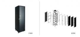 标准B型网络服务器机柜 NCB